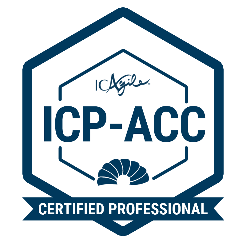 ICP-ACC Agile Coaching Certified Professional - Lynda Menge