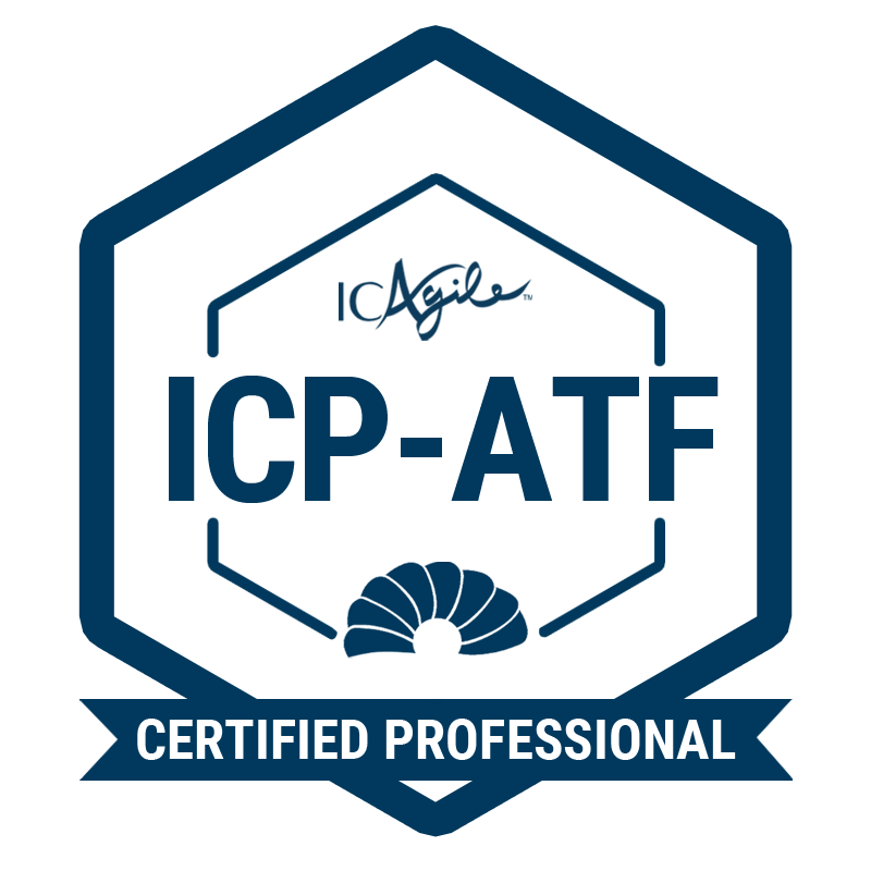 ICP-ATF Agile Team Facilitation Certified Professional - Lynda Menge