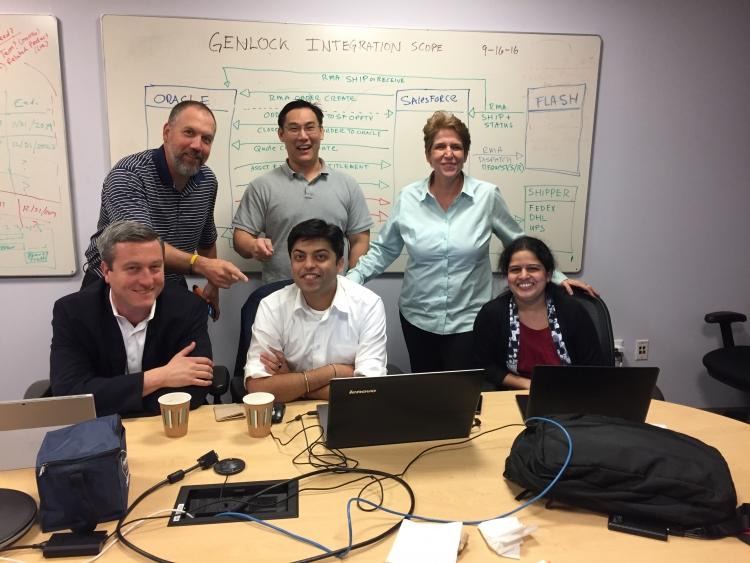 Apps Associates MRV Team
